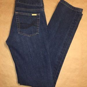 White House Black Market Jeans - White House Black Market Noir Jeans size 00R